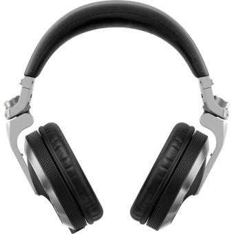 Pioneer HDJ-X7-S Professional over-ear DJ headphones (silver) #2