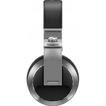 Pioneer HDJ-X7-S Professional over-ear DJ headphones (silver) #3