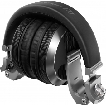Pioneer HDJ-X7-S Professional over-ear DJ headphones (silver) #6