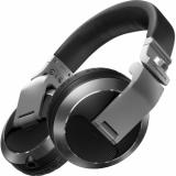 Pioneer HDJ-X7-S Professional over-ear DJ headphones (silver)