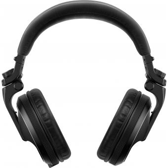 Pioneer HDJ-X5-K Over-ear DJ headphones (black) #2