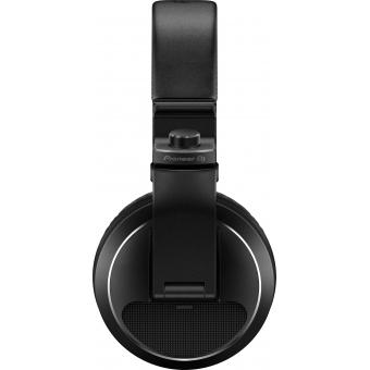 Pioneer HDJ-X5-K Over-ear DJ headphones (black) #3