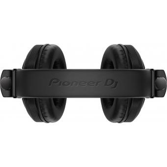 Pioneer HDJ-X5-K Over-ear DJ headphones (black) #4