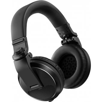 Pioneer HDJ-X5-K Over-ear DJ headphones (black) #5
