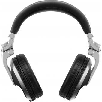 Pioneer HDJ-X5-S Over-ear DJ headphones (silver) #2
