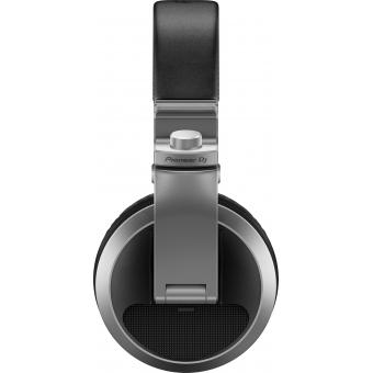 Pioneer HDJ-X5-S Over-ear DJ headphones (silver) #3