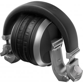 Pioneer HDJ-X5-S Over-ear DJ headphones (silver) #4
