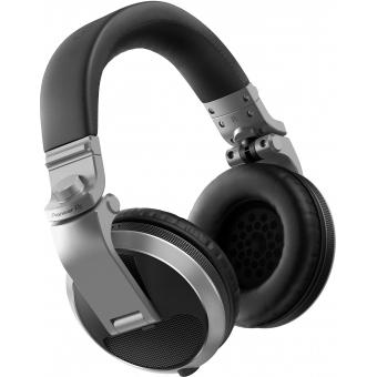 Pioneer HDJ-X5-S Over-ear DJ headphones (silver) #5