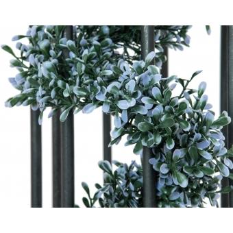 EUROPALMS Grass Garland, blue, 180cm #2