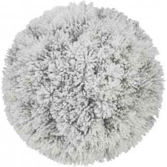 EUROPALMS Pine ball, flocked, 20cm