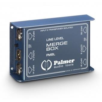 Palmer Pro PMBL Dual Channel Line Merger passive