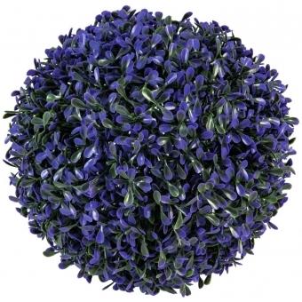 EUROPALMS Grass ball, artificial,   violet, 22cm