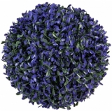 EUROPALMS Grass ball, violet, 22cm
