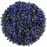 EUROPALMS Grass ball, violet, 22cm