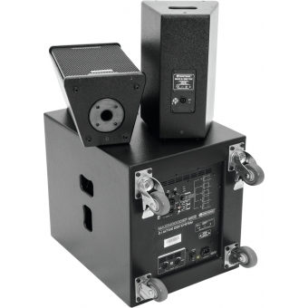 OMNITRONIC MAXX-1000DSP MK2 2.1 Active System #4