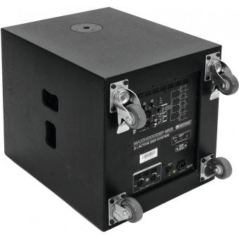 OMNITRONIC MAXX-1000DSP MK2 2.1 Active System #5