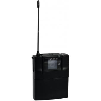 RELACART UT-200 Bodypack with HM-800S Headset #2