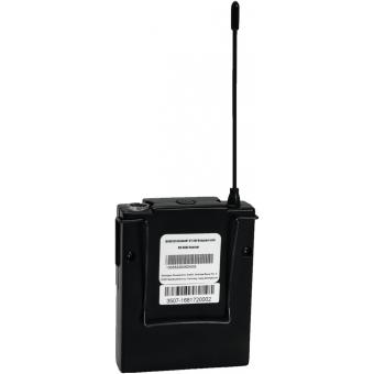 RELACART UT-200 Bodypack with HM-800S Headset #3