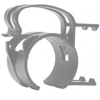 SNAP Mounting clamp silver 4x #2