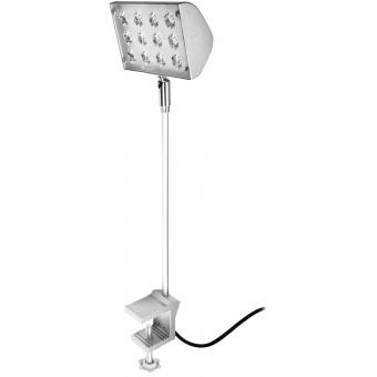 EUROLITE LED KKL-12 Floodlight 3200K silver