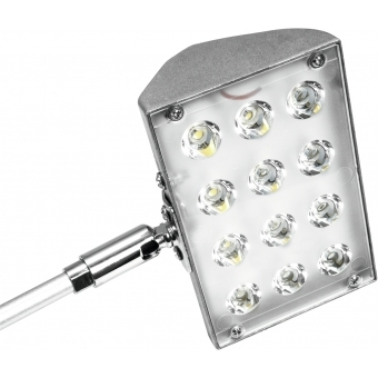 EUROLITE LED KKL-12 Floodlight 3200K silver #2
