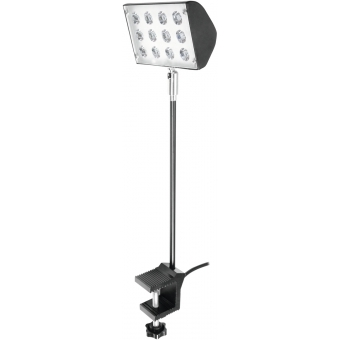 EUROLITE LED KKL-12 Floodlight 3200K black