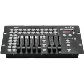 EUROLITE DMX Operator 1610 Controller #4