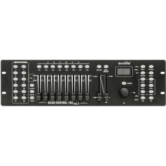 EUROLITE DMX Scan Control 192 MK2 Controller #3