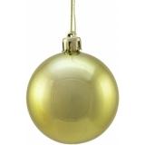 EUROPALMS Deco Ball 6cm, gold, metallic 6x