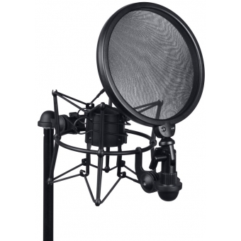LD Systems DSM 400 Microphone Shock Mount with Pop Filter #2