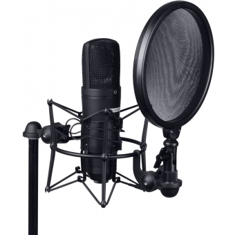 LD Systems DSM 400 Microphone Shock Mount with Pop Filter #3
