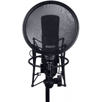 LD Systems DSM 400 Microphone Shock Mount with Pop Filter #4