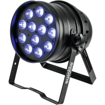EUROLITE LED PAR-64 QCL 12x8W floor bl #5