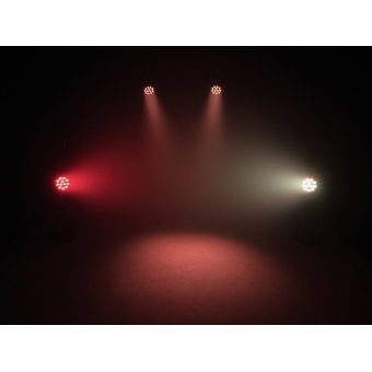 EUROLITE LED PAR-64 QCL 12x8W floor bl #7