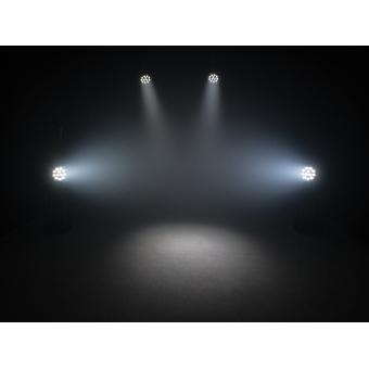 EUROLITE LED PAR-64 QCL 12x8W floor bl #9