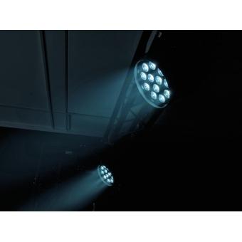 EUROLITE LED PAR-64 QCL 12x8W floor bl #11