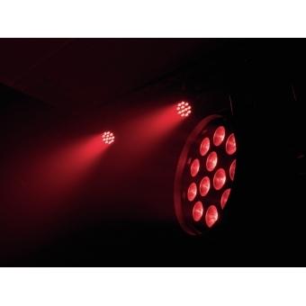 EUROLITE LED PAR-64 QCL 12x8W floor bl #13