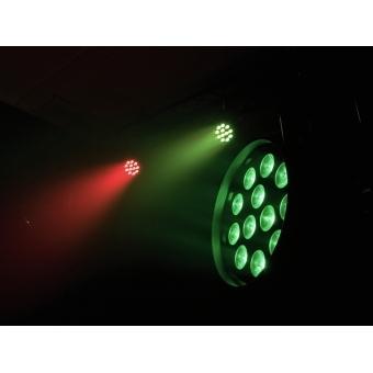 EUROLITE LED PAR-64 QCL 12x8W floor bl #15