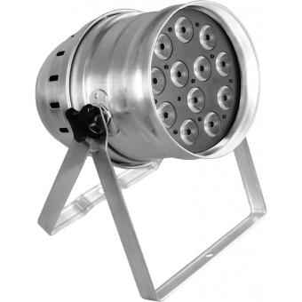 EUROLITE LED PAR-64 QCL 12x8W floor sil #2