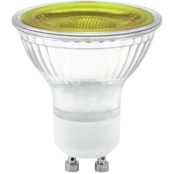 OMNILUX GU-10 230V LED SMD 7W yellow