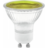 OMNILUX GU-10 230V LED SMD 7W yellow