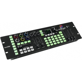 EUROLITE DMX LED Color Chief Controller