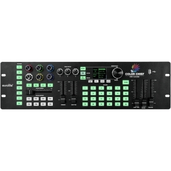 EUROLITE DMX LED Color Chief Controller #2