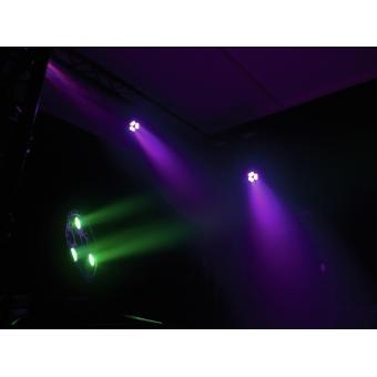 EUROLITE AKKU Mini PARty RGBW Spot #8