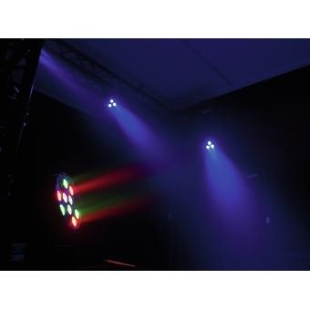 EUROLITE AKKU Mini PARty RGBW Spot #9