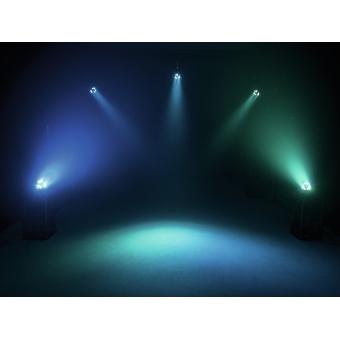 EUROLITE AKKU Mini PARty RGBW Spot #10