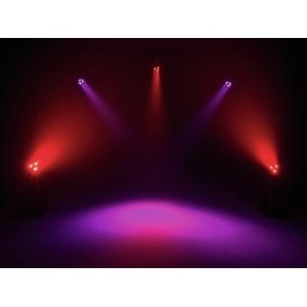 EUROLITE AKKU Mini PARty RGBW Spot #11