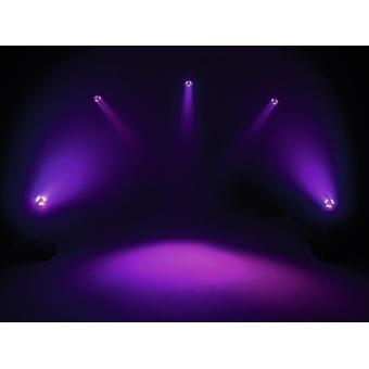 EUROLITE AKKU Mini PARty RGBW Spot #12
