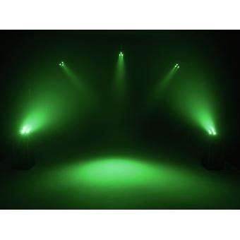 EUROLITE AKKU Mini PARty RGBW Spot #13