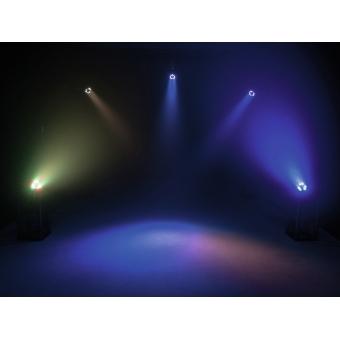 EUROLITE AKKU Mini PARty RGBW Spot #15